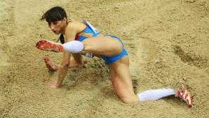 Конева даде заявка за европейско злато в тройния скок