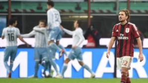 Пропадането на безсилния Милан с Индзаги няма спирка (видео)
