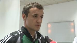 Шампион с Лудогорец: Приключа ли с футбола, ставам треньор