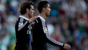 Бейл щастлив в Реал, отрече слуховете за Юнайтед