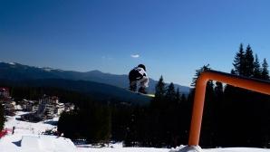 Бъдещите надежди на сноуборда в Европа пристигат в Пампорово този уикенд
