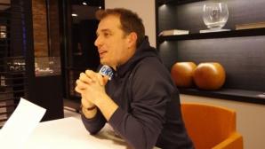 Мирослав Бояджиев: България може да се гордее с треньорите си по шорттрек