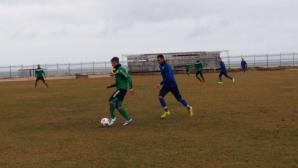 ПФК Бургас изпусна победата срещу Несебър