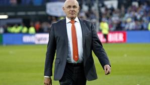 Шест държави подкрепят холандец за шеф на ФИФА