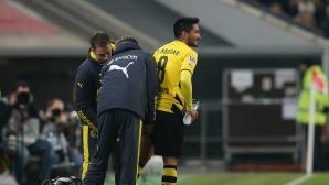 Основен играч на Клоп пропуска първия мач на Дортмунд?