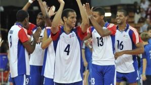 Трима кубински национали ще тренират с Ресовия