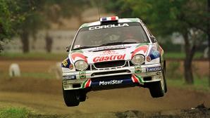Тойота на крачка от завръщане във WRC