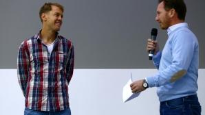 Фетел обмислял да се оттегли от Формула 1