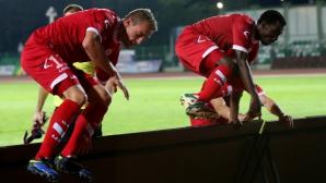 В ЦСКА си отдъхнаха - проблемът с Йоахим не е сериозен