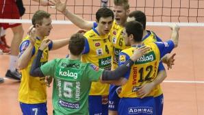 Алекс Симеонов порази Олимпиакос с 21 точки в Шампионската лига