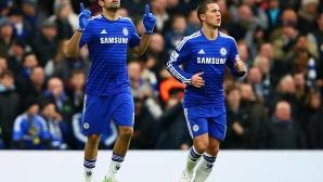 Азар: Радвам се, че не трябва да играя срещу Диего Коща