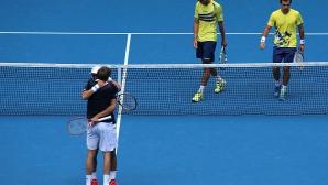 Ясен е финалът на Australian Open при мъжките двойки
