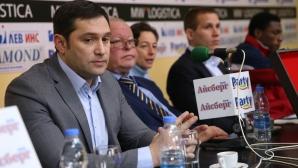 Красимир Инински: Целта ни е Генов да вземе квота за Рио