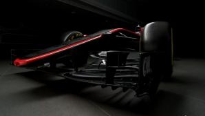 Това е новият Макларън-Хонда болид! (Видео и снимки)