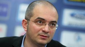 Васил Колев: Има хора, които винаги ще помагат на Левски (видео)