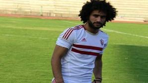 Лудогорец търси нападател в Египет