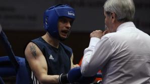 Детелин Далаклиев загуби финала на Държавния боксов шампионат
