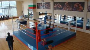 Боксьорите на Локо Пд вече тренират в обновена зала
