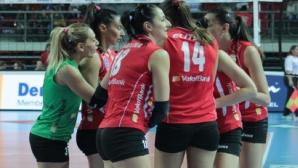 Четири българки продължават напред в Шампионската лига