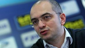 Васил Колев: Ще поканим Славия за мач през април (видео)
