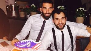 Арда отпразнува рождения си ден с… футболна обувка