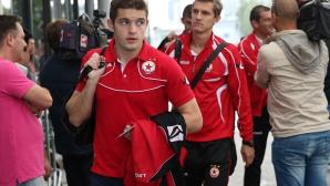 Шефийлд У обяви за Буш - феновете се забавляват с голмайстора на ЦСКА