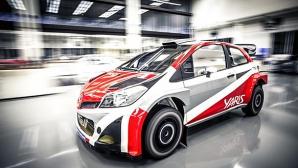 Звезда от WEC ще тества новия Ярис WRC