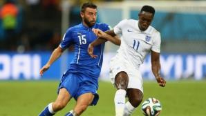 """Италия и Англия играят на """"Ювентус Стейдиъм"""""""