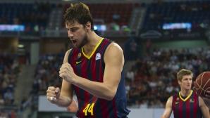 Анте Томич е MVP на V кръг на Топ 16