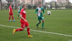 ЦСКА с първа загуба в Турция - полски рефер вдигна два червени картона на армейците (ВИДЕО + ГАЛЕРИЯ)