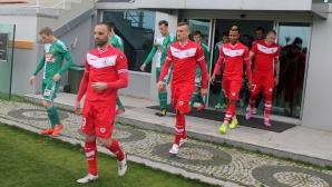 Двама в ЦСКА пострадаха от ритниците на Рапид