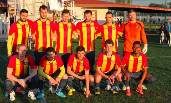 11-те на Левски срещу Карпати