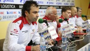 Росен Даскалов: Искаме да помогнем на София да стане столица на спорта