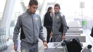 Европейски гранд от ШЛ следи национал на България, изгледа два мача на играча