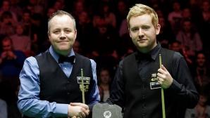Опитът си казва думата на финала на Welsh Open