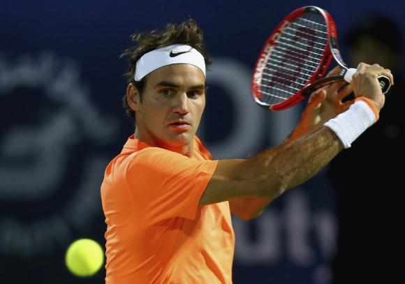 Безмилостен Федерер на финал в Дубай