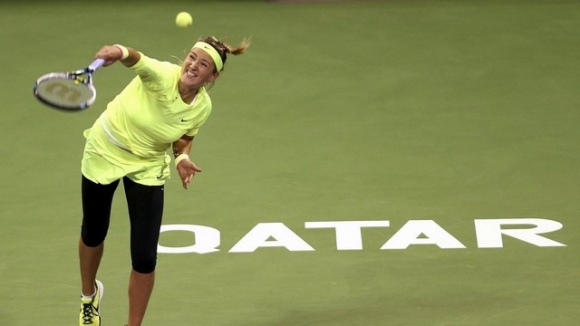 Азаренка се класира на финал в Катар