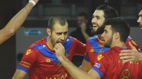 Фантастичен Валентин Братоев с 15 точки (88% в атака)! Аячо срази Тулуза с 3:0