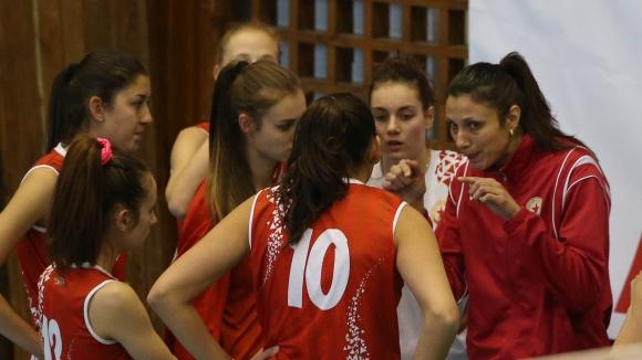 Юлия Иванова: Има много какво да се желае от играта на нашия отбор