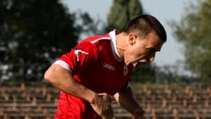 Бадема подписа с Локо Сф, излиза срещу ЦСКА
