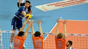 Цецо Соколов с 12 точки, Халкбанк на полуфинал за Купата на Турция
