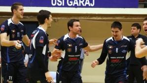 БГ Томис със 17-а поредна победа в Румъния