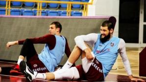 Калоян Иванов и Трабзонспор са на 1/4-финал в Европа