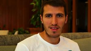 Терек подписа със сръбски национал
