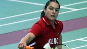 Петя Неделчева загуби от световната шампионка