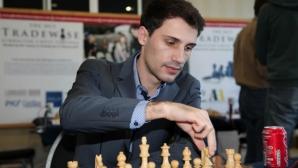 Иван Чепаринов има 1.5 т. след два кръга на ЕП в Израел