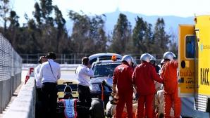 ФИА разследва катастрофата на Алонсо
