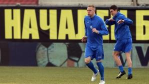 Левски задържа Прохазка още една година