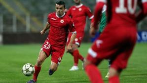 Жълтата карта на Бадема дойде, излиза срещу ЦСКА