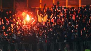 Четирима турски запалянковци пострадаха при инциденти в Неапол
